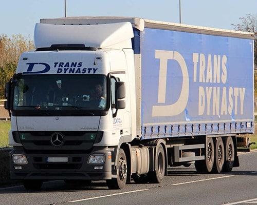 международен транспорт
